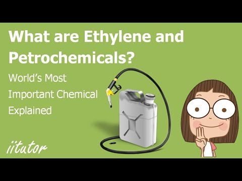 √ Ethylene and petrochemicals | Production of Materials | iitutor