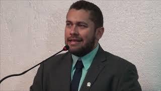 Pronunciamento vereador Samuel Isidoro 07 12 2018