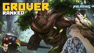NEED HEALING ³ : Iker Rage en Ranked avec Grover (Paladins FR)