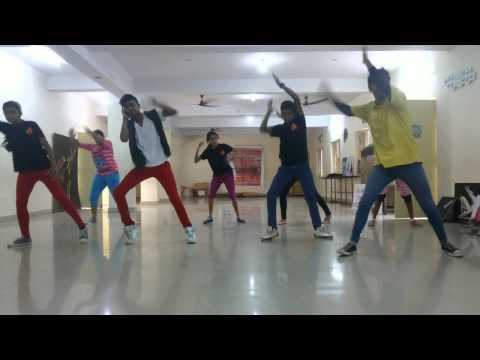 Sadda Dil Vi Tu - Arun Vibrato Choreography