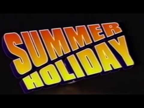 SUMMERHOLIDAY THE ORIGINAL STAGE MUSICAL Starring Darren Day