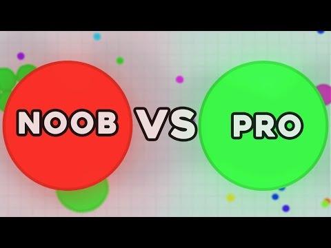 NOOB vs. PRO - AGAR.IO
