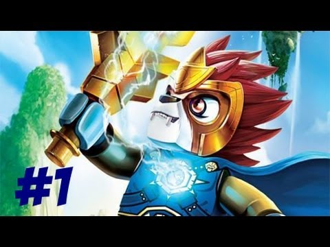 Lego Legends of Chima: Laval's Journey Gameplay Part 1 - PS Vita - YouTube