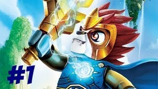 Lego Legends of Chima: Laval's Journey Gameplay Part 1 - PS Vita