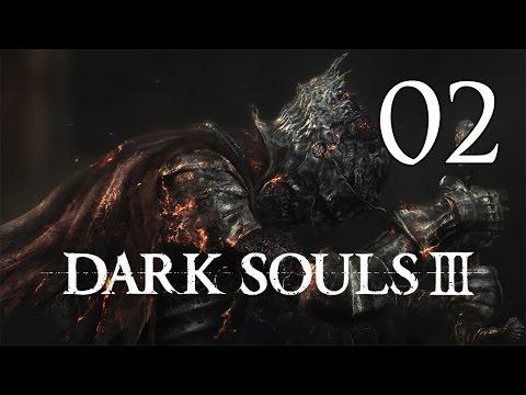 Dark Souls 3 - Let's Play Part 2: Firelink Shrine