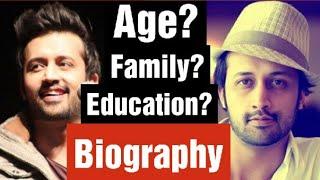 Atif Aslam Biography Pakistani Singer Atif Aslam Real Life Age Education Family Songs 