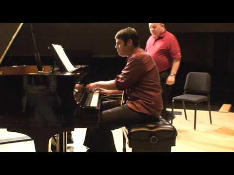 Kurt Jordan Plays: Alvin Curran's Inner Cities 9