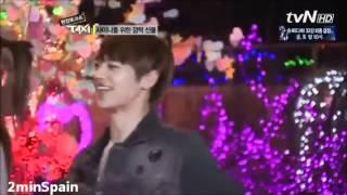2MIN moment ~~ Minho hugs Taemin and says I LOVE YOU♥