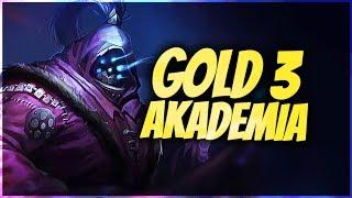 Co może poprawić Gold 3? /Noxiańska Akademia
