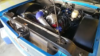 """The """"BLUE GHOST"""" 