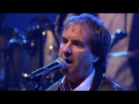 Chris de Burgh And Band Footsteps  In Concert