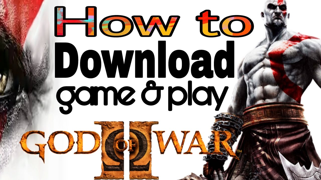 How To Download & Install GOD OF WAR: game Android Device