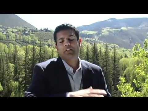 Aspen Environment Forum 2011: Hari Sreenivasan