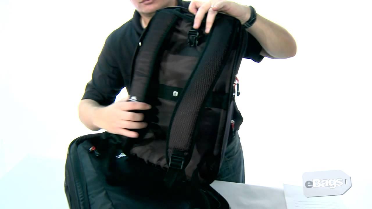 Multifaceted High Sierra AT6 Wheeled Backpack Rundown YouTube