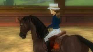 Star Stable Online I I Dressage - A Natural Beauty