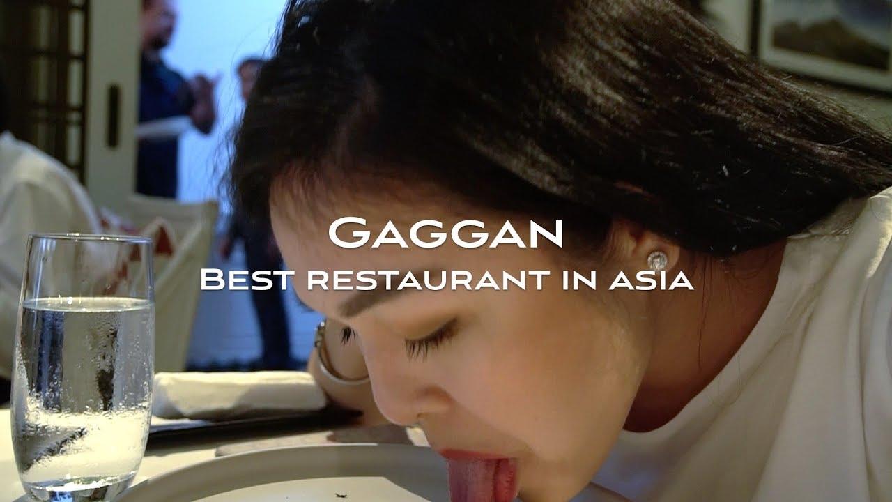 Best Restaurant in Asia 2015: Gaggan Restaurant, Bangkok