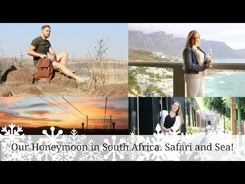 Safari and Sea on Our South Africa Honeymoon
