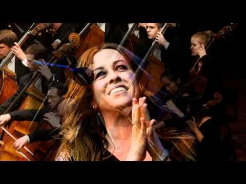 Alanis Morissette with symphonic orchestra  Your House