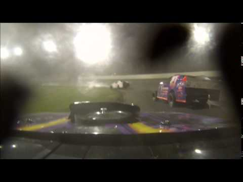 Dodge City Raceway Incar #92 8 23 2014