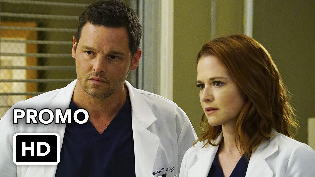 Grey\'s Anatomy 12x22 Promo \