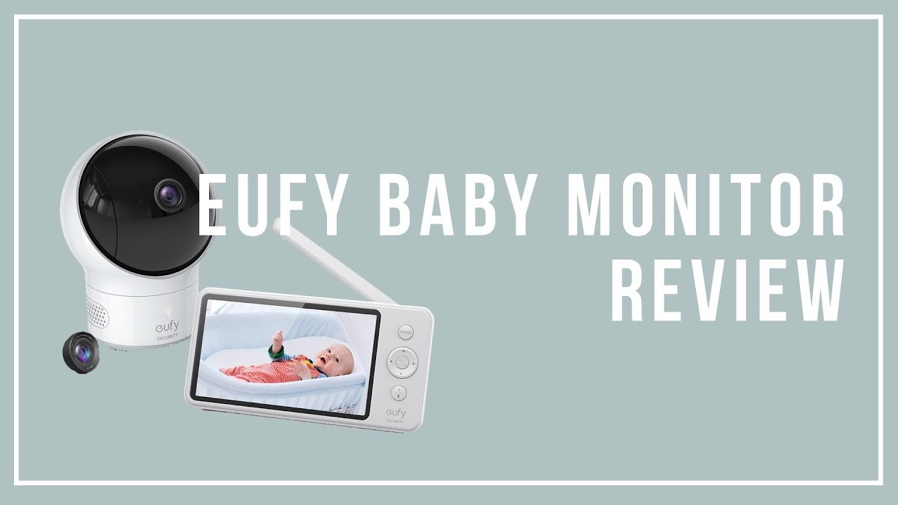 Eufy Spaceview Baby Monitor Review 2019 - YouTube