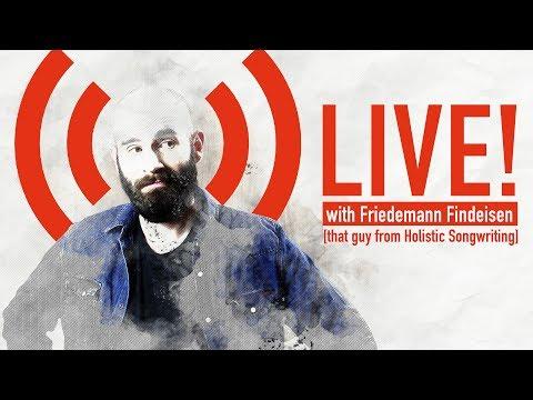 Live Q&A #11 | Holistic Songwriting