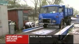Nepoctivé firmy prodávají uhlí - POZOR - zprávy TN.cz