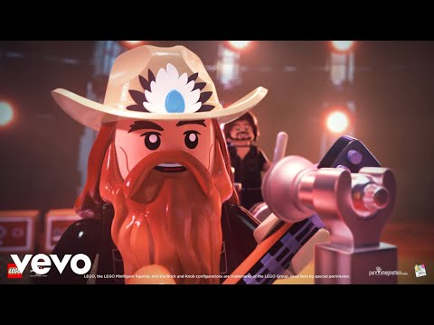 Tess Connell - Chris Stapleton's LEGO Music Video is Amazing