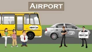 видео airport transfer
