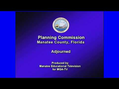 January 16, 2020 - Planning Commission Meeting