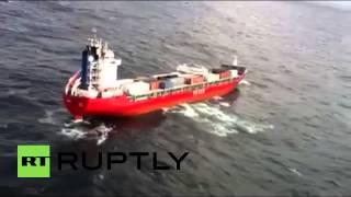 Canada: Cargo ship drifting towards disaster