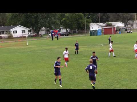 Wichita North vs Manhattan, Gentlemen's Soccer, 9-8-16, Part 3