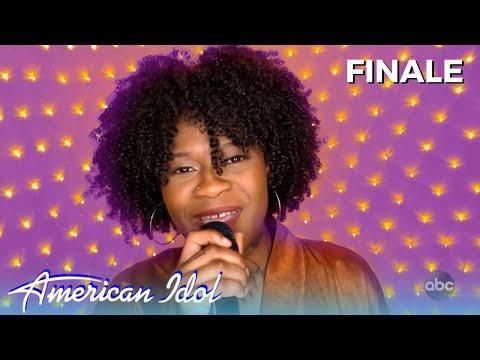 Just Sam: SLAYS a Kelly Clarkson Classic | American Idol Finale