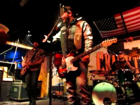 Bleu Edmondson Band Live(50 Dollars And A Flask Of Crown) At CrazyTown Joplin Mo