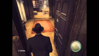 Mafia 2 - gameplay - part 31 - walkthrough / playthrough - Hard difficulty - CZ