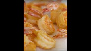 Cooking Recipes 74 : Salt & pepper prawns with spicy mayo