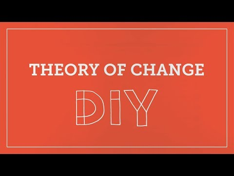 DIY Toolkit | Theory Of Change