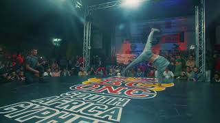 Red Bull BC One Cypher South Africa | Semifinal: Shorty Blitz vs. Meaty