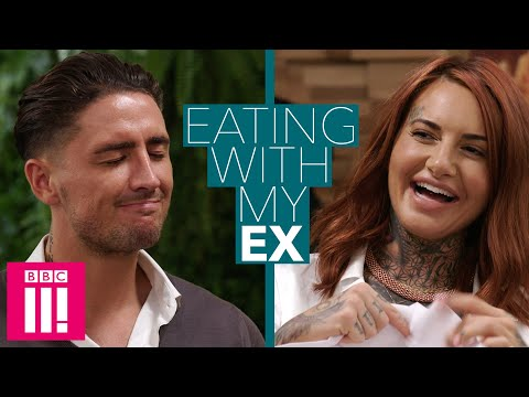 Can You Admit That You Cheated On Me?   Eating With My Ex: Stephen Bear & Jemma Lucy
