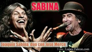 JOAQUIN SABINA DUO CON JOSE MERCE