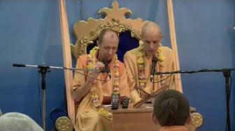 Шримад Бхагаватам 1.8.29 - Бхакти Сварупа Чайтанья Свами