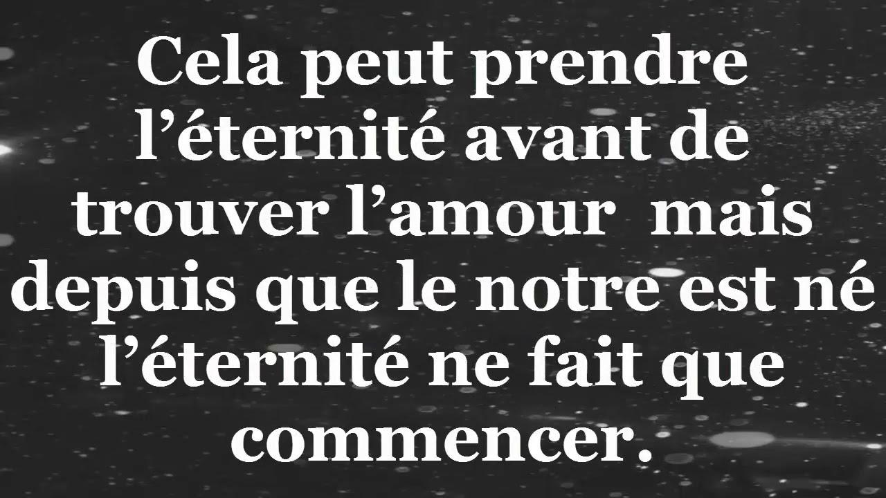 Message Damour Qui Touche Le Cœur