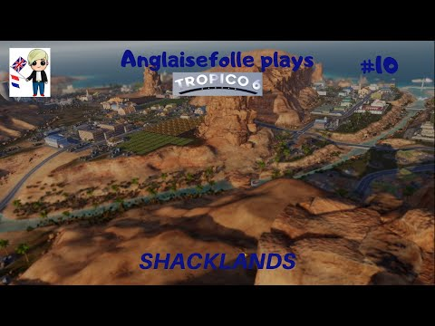 Tropico 6 Shacklands Part 10 MISSION COMPLETION WOOOOO |