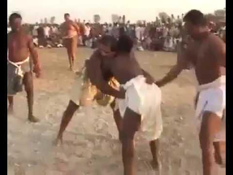 Malakhra- Sindhi Wrestling