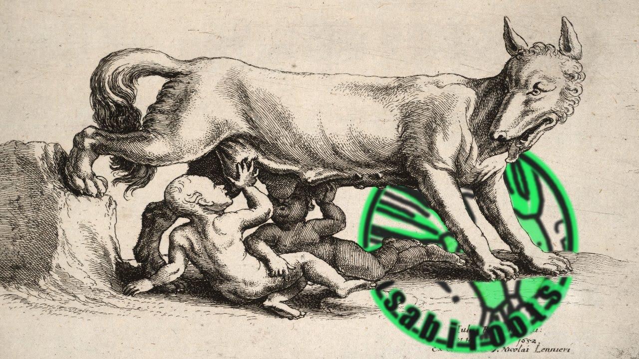 romulus and remus in roman mythology youtube