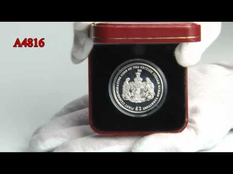 2009 British Indian Ocean Territory Proof Sterling Silver Commemorative