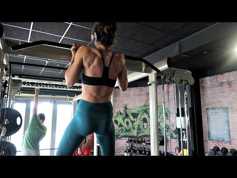 Female Fitness Workout Motivation #3 | Silvia Fascians