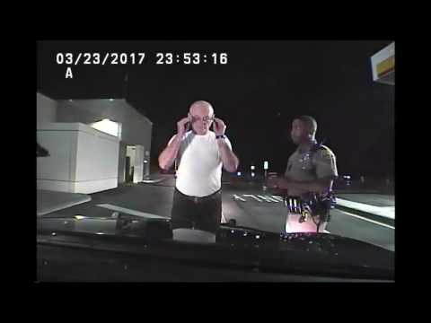 Video FHP sobriety test of Florida State Rep. Cary Pigman