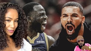 Drake Followed Draymond Green Fiancee´ On IG & Allegedly SLIDES IN HER DM (EXCLUSIVE Receipts)