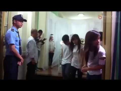 21.07.2013 - ĐÁM TANG Wanbi Tuấn Anh - Clip 2